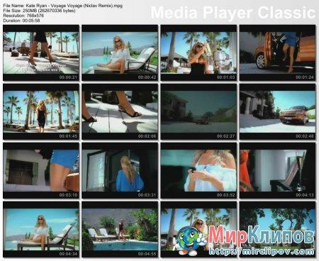Kate Ryan - Voyage Voyage (Niclav Remix)