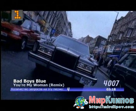 Bad Boys Blue - You're My Woman (Remix)