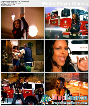 Samantha Mumba - I`m Right Here