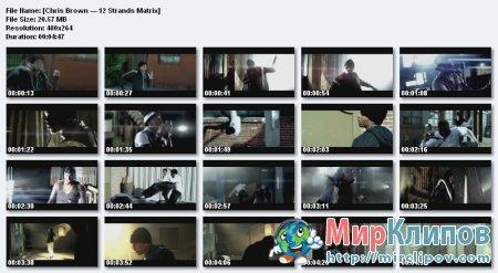 Chris Brown — 12 Strands: Matrix
