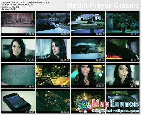 Milk Inc - Storm (Trancephonic Remix)
