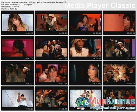 Jennifer Lopez Feat. Ja Rule - Ain't It Funny (Murder Remix)