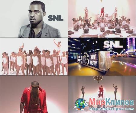 Kanye West —  Power (Live, Saturday Night, 2010)