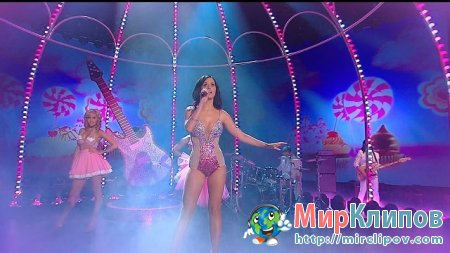 Katy Perry - Teenage Dream (Live, Wetten Dass)
