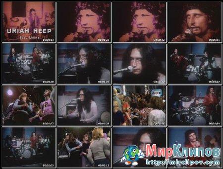 Uriah Heep – Easy Livin (Live)