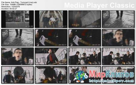 Anti-Flag - Turncoat (Live)