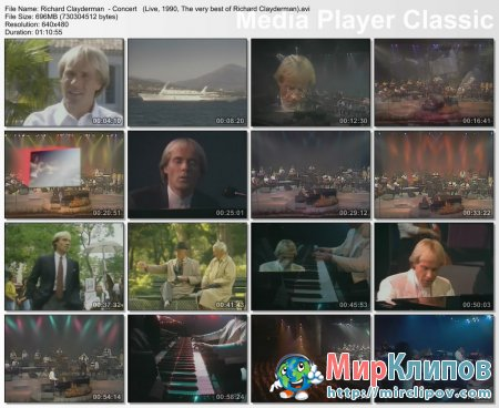 Giorgio Moroder - Concert (Live, Metropolis, 1987)