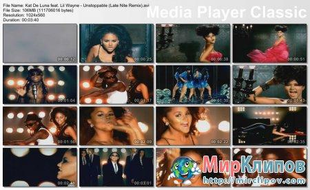Kat De Luna Feat. Lil Wayne - Unstoppable (Late Nite Remix)