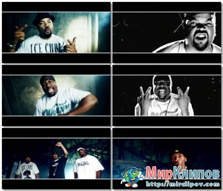 Ice Cube Feat. Maylay & W.C. - Too West Coast