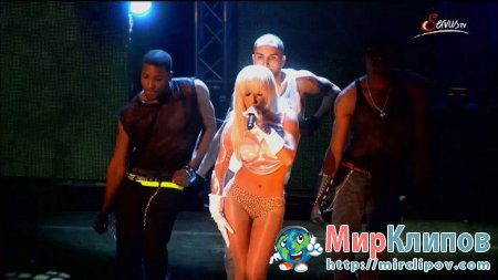 Lady GaGa - Poker Face (Live, Servus)
