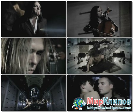 Apocalyptica Feat. Brent Smith - Non Strong Enough