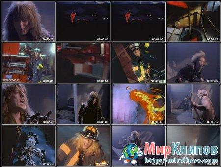 Dokken – Burning Like A Flame