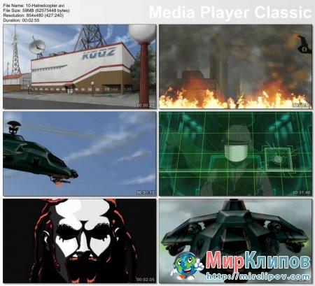 Dethklok - Hatredcopter