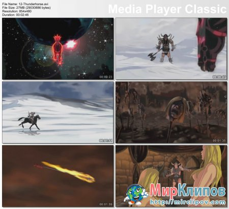 Dethklok - Thunderhorse