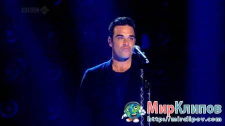 Robbie Williams - Rock DJ (Live, Strictly Come Dancing)