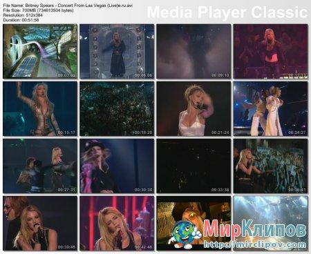 Britney Spears - Concert (Live, Las Vegas)