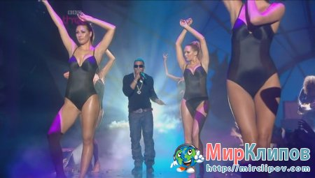 Nelly - Just A Dream (Live, Mobo Awards, 2010)