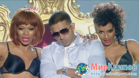Jay Sean - Medley (Live, Mobo Awards, 2010)