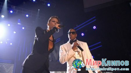 Jay-Z Feat. Alicia Keys - Empire State Of Mind (Live, AMA, 2009)