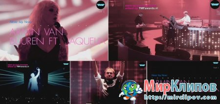 Armin Van Buuren Feat. Jacqueline Goavert - Never Say Never