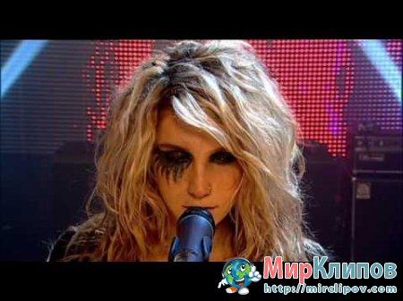 Kesha - Tik Tok (Live, Rising Stars, 01.09.2010)