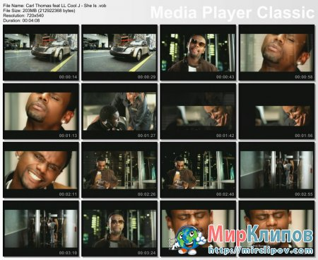 Carl Thomas Feat. LL Cool J - She Is