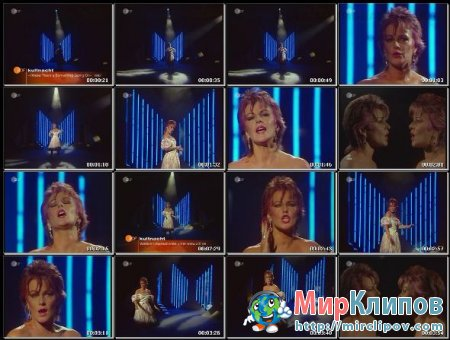 Anni-Frid Lyngstad - I Know Something's Going On (Live)