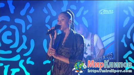Shontelle - Impossible (Live, Jimmy Kimmel Show)