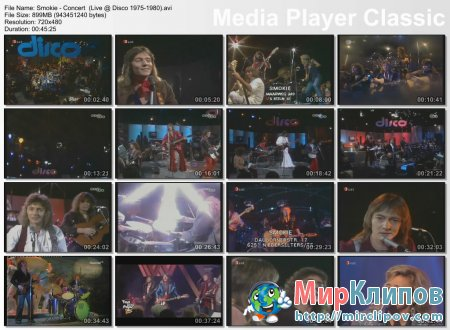 Smokie - Concert (Live, Disco 1975-1980)