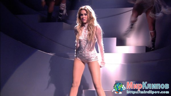 Miley Cyrus - Who Owns My Heart (Live, MTV EMA, 07.11.2010)