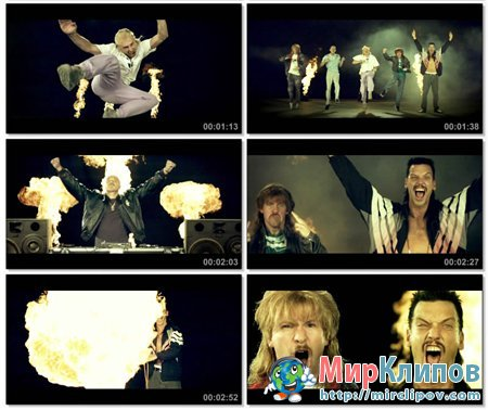 New Kids Feat. Paul Elstak - Turbo