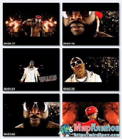 Rick Ross Feat. Lil Wayne & Birdman - Veterans Day
