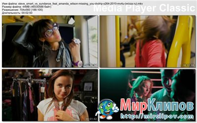 Steve Smart vs. Sundance Feat. Amanda Wilson - Missing You