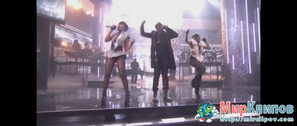 Dirty Money - I'm Coming Home (Live, American Music Awards, 2010)
