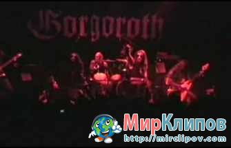 Gorgoroth - Live Perfomance (Santiago, Chile,2004)