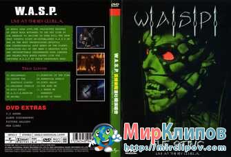 W.A.S.P. - The Sting (Live, Key Club, L.A., 2001)