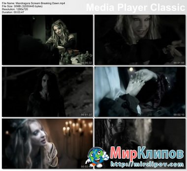 Mandragora Scream - Breaking Dawn