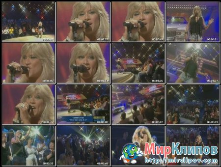 Samantha Fox – The Winner Takes It All (Live)