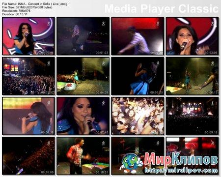 Inna - Concert (Live, Sofia)