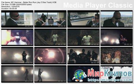 MC Hammer - Better Run Run (Jay-Z Diss Track)