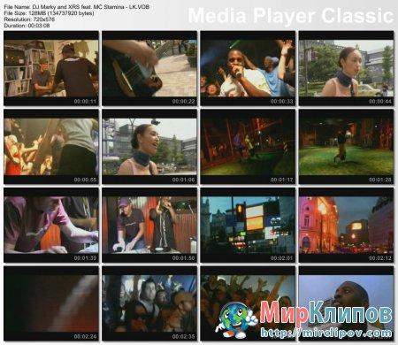 DJ Marky Feat. XRS & MC Stamina - LK