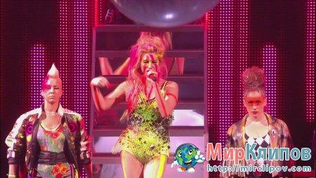 Kesha - Tik Tok (Live, MTV EMA, 07.11.2010)