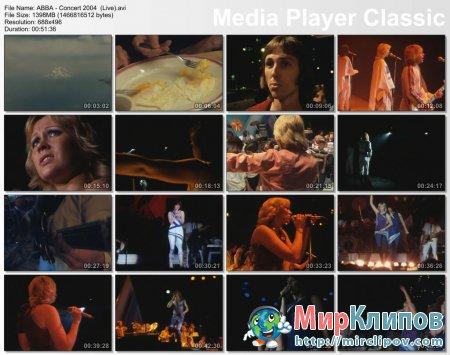 ABBA - Concert (Live, 2004)