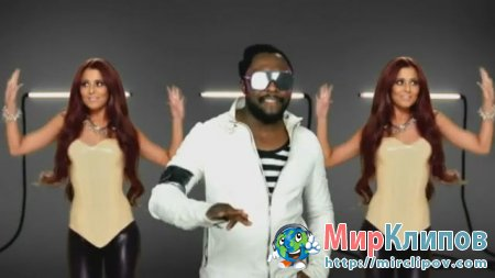 Will.I.Am Feat. Nicki Minaj & Cheryl Cole - Check It Out