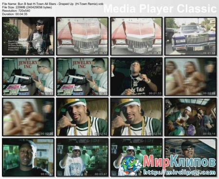 Bun B Feat. H-Town All Stars - Draped Up (H-Town Remix)
