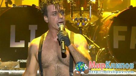 Rammstein - Sonne (Live, Rock Werchter, 2010)