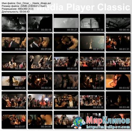 Don Omar - Hasta Abajo