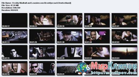 Freddy Madball Feat. Lownien - Von Brooklyn Nach Deutschland