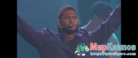 Usher Feat. Swedish House Mafia - DJ Got Us Fallin In Love (Live, American Music Awards, 2010)