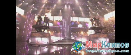 New Kids On The Block And Backstreet Boys - Medley (Live, American Music Awards, 2010)